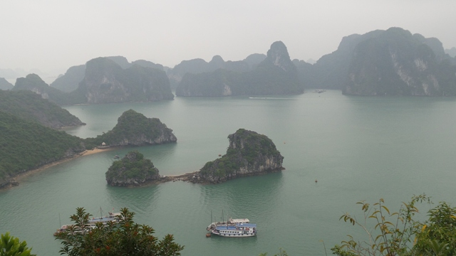 MUST SEE HALONG BAY - ONE OF NEW 7 WONDERS